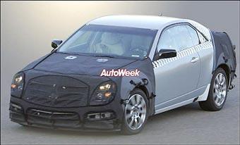 Cadillac готовит компактное купе