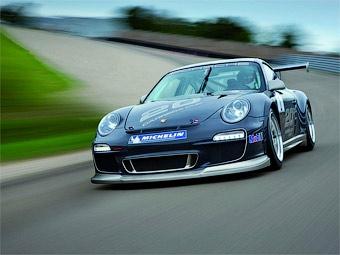 Компания Porsche подготовила новый 911 GT3 RS для гонок
