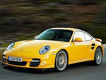 Обновленный Porsche 911 Turbo стал мощнее и быстрее