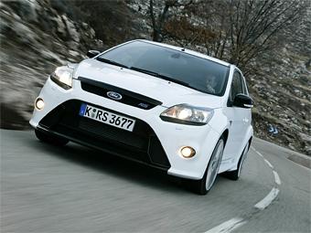 Ford выпустит дополнительную партию Focus RS для Германии