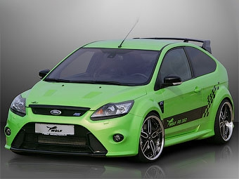 Тюнинг-ателье представило 360-сильный Ford Focus RS