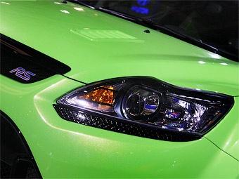 Ford Focus станет последним автомобилем марки с версией RS