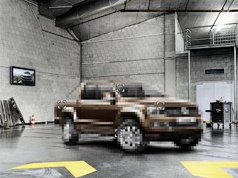 Volkswagen покажет пикап Amarok в декабре