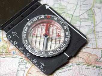 Треть британских водителей не умеют пользоваться картами