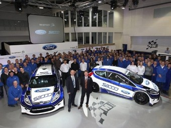 M-Sport представила Ford Fiesta S2000