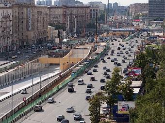 """На """"Большую Ленинградку"""" потратят половину дорожного бюджета Москвы"""