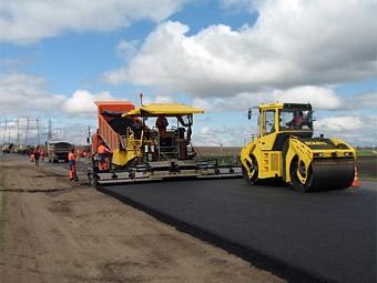В России втрое сократят финансирование строительства дорог