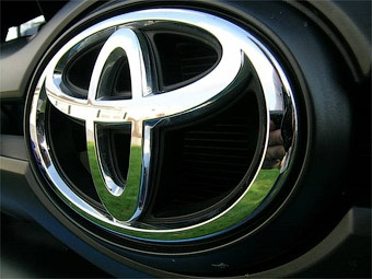 Компания Toyota представила новую систему безопасности