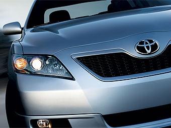 Toyota увеличила прибыль благодаря продажам в России