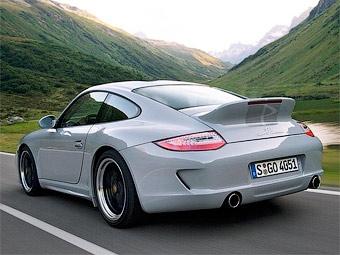 Porsche привезет во Франкфурт ретро-версию спорткара 911