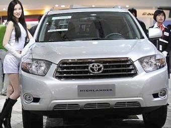 Toyota построит в Китае исследовательский центр