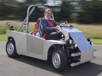 Создатель McLaren F1 построит электромобиль