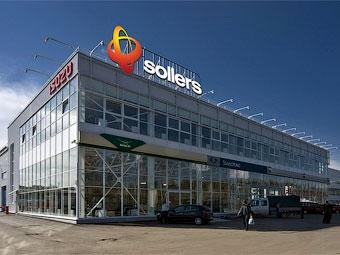 На дальневосточном заводе Sollers начался монтаж автосборочного оборудования