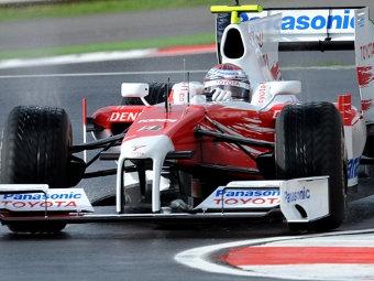 "Toyota продаст проект болида ""Формулы-1"""