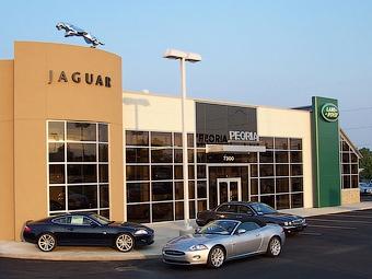 Jaguar Land Rover заработал за третий квартал 40 миллионов фунтов