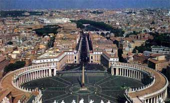 Полиция Ватикана пересела на Lamborghini