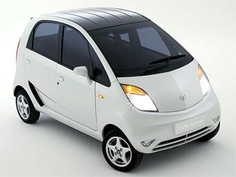 Микролитражка Tata Nano станет быстрее