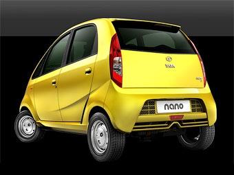 Tata разрешит другим компаниям выпускать и продавать модель Nano