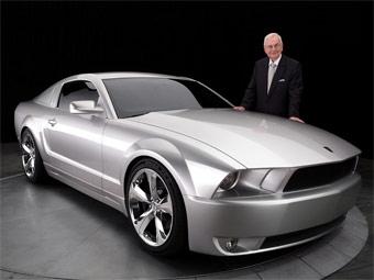 Создатель Ford Mustang отметил 45-летие модели личной спецсерией