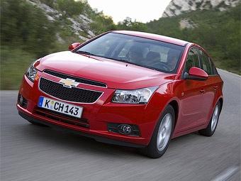 В Санкт-Петербурге началось производство седана Chevrolet Cruze
