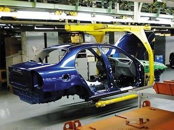 Производство автомобилей на Украине снизилось в десять раз
