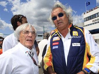 Экклстоун призвал Бриаторе обжаловать дисквалификацию FIA