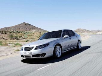 Китайцы будут собирать старый Saab 9-5