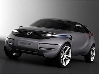 В Женеве покажут прототип первого кроссовера Dacia