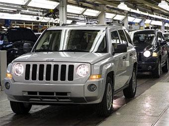 Chrysler возобновил производство на заводе в Иллинойсе