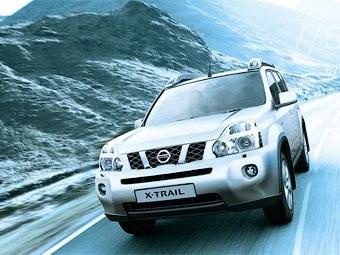 В Петербурге начался полномасштабный выпуск Nissan X-Trail
