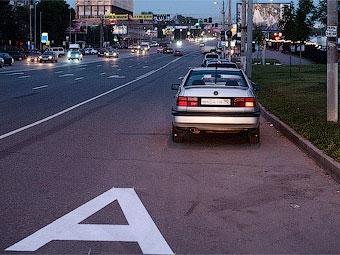Полосы для общественного транспорта появятся на 20 столичных магистралях