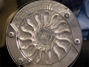 Американские ученые разработали волновой дисковый двигатель