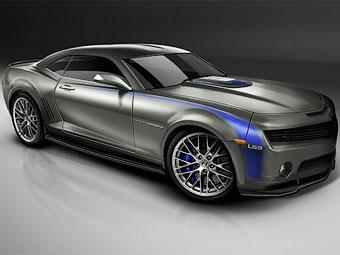 Американцы начали выпуск 705-сильного Chevrolet Camaro