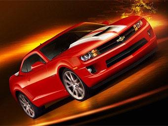 """""""Заряженный"""" Chevrolet Camaro появится в 2011 году"""
