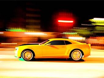 """Chevrolet Camaro из """"Трансформеров"""" станет серийным"""