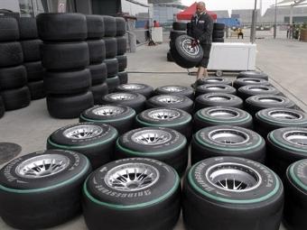 """Bridgestone привезет """"средние"""" и """"сверхмягкие"""" шины на Гран-при Германии"""