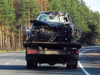 В Самарской области водители стали чаще скрываться с места аварии