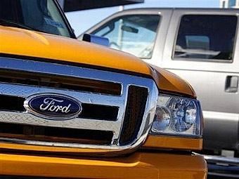 Ford прогнозирует сокращение российского авторынка в два раза