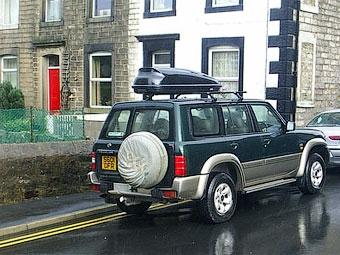 Неправильная парковка обходится британцам в 328 миллионов фунтов в год