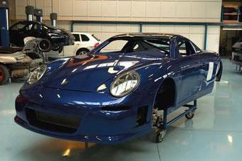 900-сильный Porsche готовится побить мировой рекорд скорости