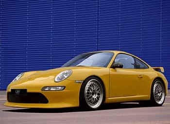 Тюнинговое ателье 9ff представило наборы для форсировки Porsche 997