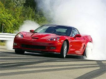GM поменял недовольному покупателю автомобиль Chevrolet Corvette на другой