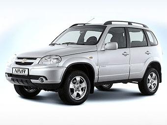 Производство Chevrolet Niva сократилось в три раза