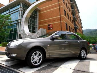 Южная Корея заподозрила ТагАЗ в краже секретов Chevrolet Lacetti