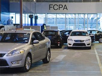 Российский завод Ford будет работать по укороченному графику до февраля