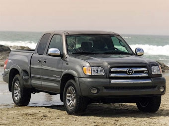 Toyota отзывает 110 тысяч пикапов Tundra