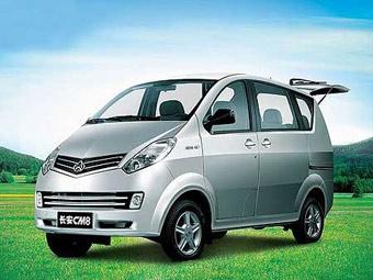 Китайский автопроизводитель Changan отложил выход  на американский рынок