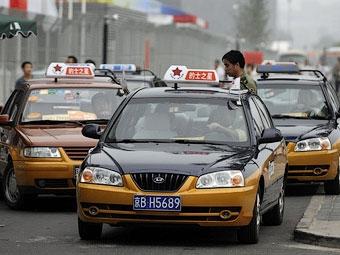 Администрация Обамы поблагодарила китайских таксистов за сервис