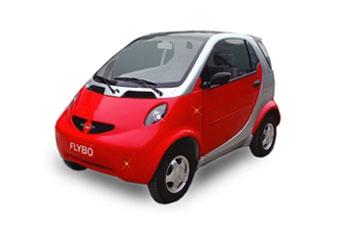 Китайская копия Smart будет продаваться в США