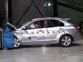 По новой методике краш-тестов Euro NCAP разбили шесть автомобилей